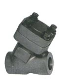 Forging Y-type Check Valve