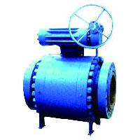 plpeline ball valve